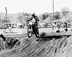 1974 in the lead at Indian Dunes International MX