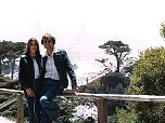 1976 Jonnie and Me at the Pebble Beach Lone Pine