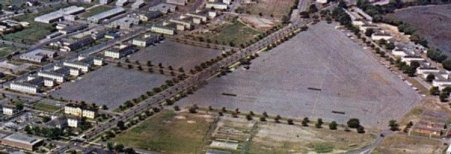 This Is The Way Parris Island Mainside Looked In 1957